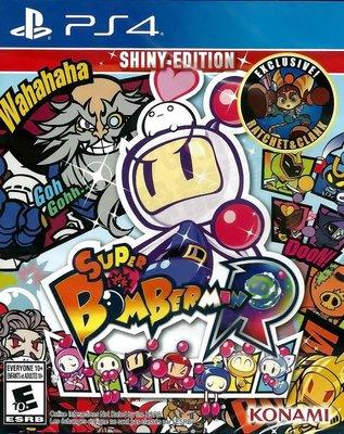 【二手遊戲】PS4 超級轟炸超人R SUPER BOMBERMAN R 炸彈超人 轟炸超人 閃光版 中文版 台中恐龍電玩