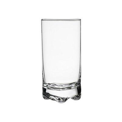 芬蘭百年玻璃器皿大廠iittala Gaissa系列手工吹製玻璃杯Highball 38 cl 2入組