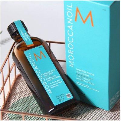 澳洲Moroccanoil摩洛哥護髮精油修復100ml 阿甘髮油堅果油 摩洛哥髮油 摩洛哥優油 免洗 附壓頭 彰化縣