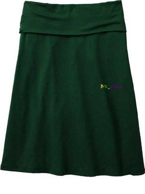 【美衣大鋪】☆ OLD NAVY 正品☆Roll-Over Jersey Skirts 及膝美裙