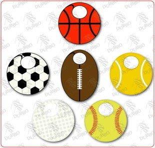 HM嬰幼館【C186】再入荷 運動迷必備6款運動球造型口水巾/圍嘴/圍兜/禮服圍嘴
