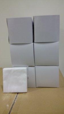 盒裝 紗布塊 單盒 4x4 敷臉 巾 20x20cm 拋棄式 美容 卸妝 不織布 美容 洗臉巾 棉巾 200張