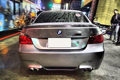 DJD19040836 BMW E60 M5 M-TECH 後保桿 空力套件