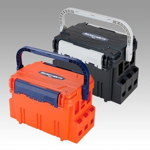 漾釣具~明邦MEIHO BM-5000 置物箱.路亞工具箱收納盒.雙開工具箱.船釣工具箱.特價1300元
