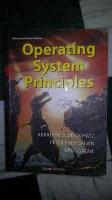 《Operating System Principles, 7/e │ISBN:0471725951|五成新