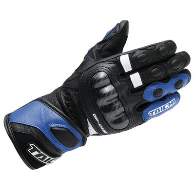 《鼎鴻》RS TAICHI NXT050 KID'S GP-ONE RACING GLOVE 兒童用賽車手套 黑藍