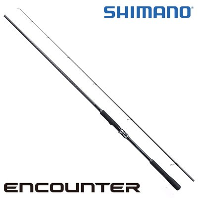 【新竹民揚】SHIMANO ENCOUNTER S96M/ S96ML / S100MH 海水路亞竿