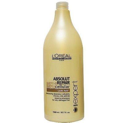 夏日小舖【洗髮精】LOREAL 萊雅 極致細胞賦活洗髮乳1500ml 保證公司貨 (可超取)