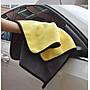 30*60加厚吸水珊瑚絨雙色雙面汽車洗車毛巾擦車布擦車巾 吸水毛巾 洗車工具洗車布洗車巾 清潔打掃廚房毛巾除塵巾抹布毛巾