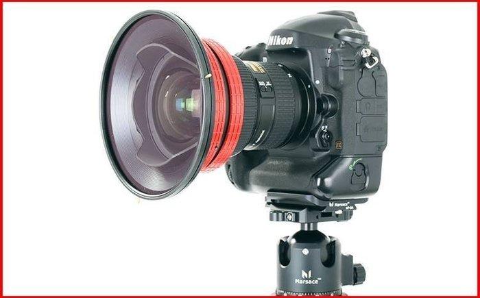 瑪瑟士 Marsace DP-N1424 濾鏡環組 145mm (CPL+UV+ND16+轉接環)FOR 14-24MM