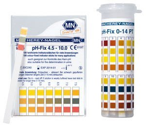 【pH試紙】pH0~14 編號9211...