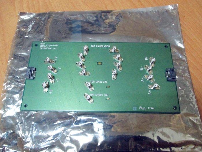 康榮科技二手儀器領導廠商MOLEX SERIAL ATA TEST BOARD