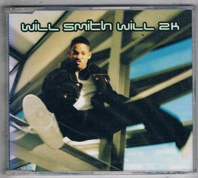 [鑫隆音樂]西洋單曲-威爾史密斯 WILL SMITH / Will {668179.2} 全新/免競標