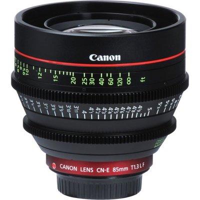 九晴天(租電影鏡頭,租鏡頭) Canon CN-E 85mm T1.3 (EF)