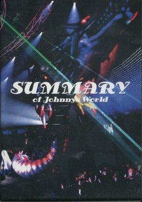 【嘟嘟音樂坊】KAT-TUN & NEWS -  Summary Of Johnny's World   2VCD