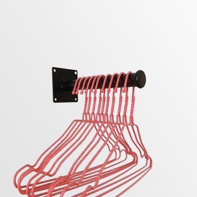 收納架 衣架收納 壁掛架 收納 衣架收納神器壁掛免打孔家用陽臺拄衣架置物架多功能晾衣架整理架