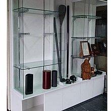 亞毅06-2219779系統櫥窗櫃 白色展示櫃 玻璃展覽置物櫃 非一元商品 皆需報價 勿直接下標