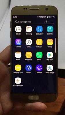 Samsung galaxy s7 32gb 有中文