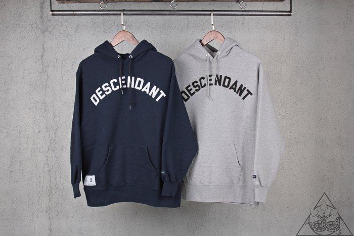 【HYDRA】Descendant Breaching Hooded Sweatshirt 西山徹 帽T【DCDT05】
