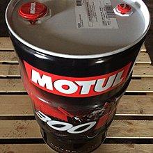 【魔特 MOTUL】300V、Racing、4T、5W40、雙酯基全合成機油、機車專用、60公升/桶裝【法國進口】