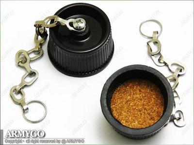 【ARMYGO】國軍制式不鏽鋼水壺蓋