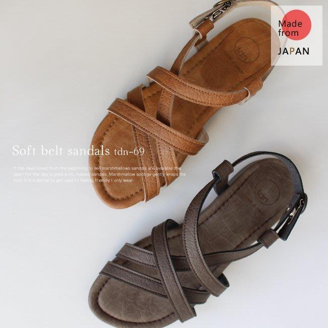 《FOS》日本製 女生 時尚 涼鞋 跟鞋 柔軟皮革 舒適 好走路 出國 逛街 上班 上課 女款 夏天 涼爽 2020新款