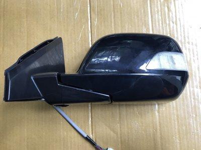 懶寶奸尼 HONDA 本田 CRV 年份07-11 電動摺疊+方向燈 照後鏡 後照鏡 後視鏡 原廠型 7線