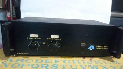 美國大廠AB (Precedent Series) 600A