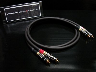 ((線材小舖)) 全新品日本進口 FURUTECH SA-22 高級μ -OFC Conductor訊號線