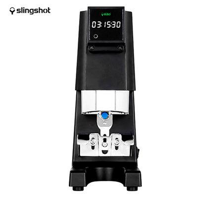Tiamo 堤亞摩咖啡生活館【HG2398BK】Slingshot Kilo 自動填壓器 黑