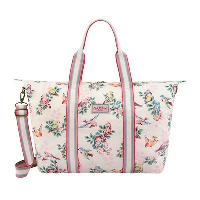 Cath Kidston花鳥折疊過夜包foldaway overnight bag Spring Birds系列