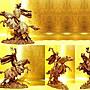 [ Vero 設計作品 鐵甲武士 馬上英姿-揚斧 ]-歐洲中古世紀 希臘羅馬武士.
