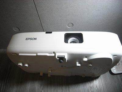 二手 EPSON EB-D6250 穩定耐用的高亮度 防塵 LCD 投影機 4000ANSI 1.6倍鏡頭 無線投影