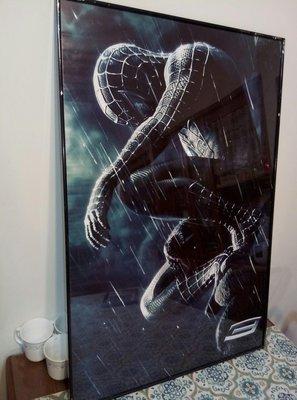 蜘蛛人3  鋁框海報