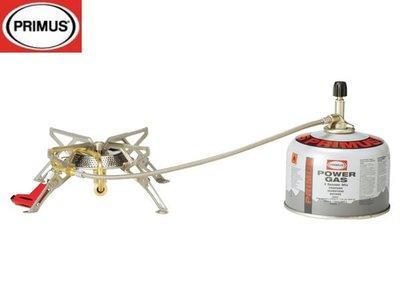丹大戶外【Primus】瑞典Gravity™ II EF超輕分離式瓦斯爐//野炊攻頂爐/登山爐/露營蜘蛛爐 327993