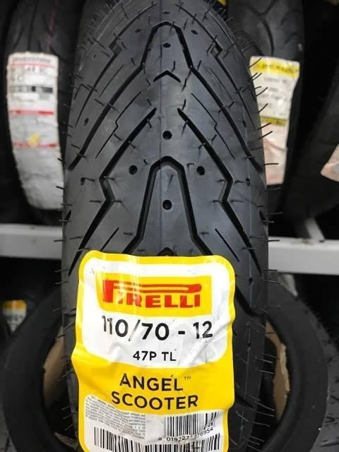 駿馬車業 倍耐力 ANGEL SCOOTER 天使胎 110/70-12配120/70-12或130/70-12