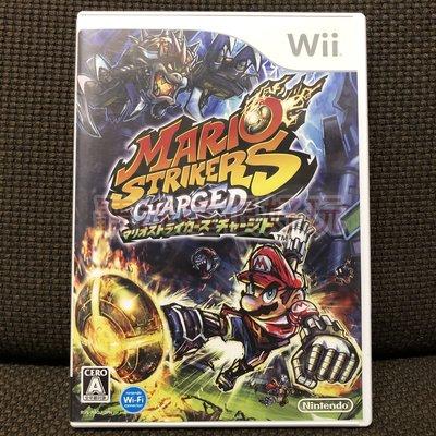 滿千免運 Wii 瑪利歐足球前鋒 Charged 超級瑪利 超級瑪莉歐 馬力歐 超級瑪利歐 日版 遊戲 37 W810