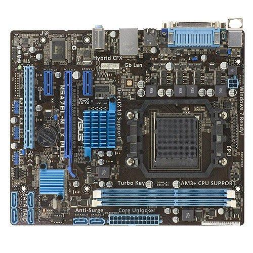 [電腦叢林資訊]-ASUS M5A78L-M LX PLUS 主機板 AM3+腳位 -青埔.中壢 維修電腦 - 附檔板