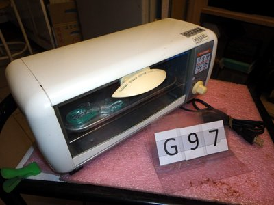 ** G97 電烤箱大同牌如相
