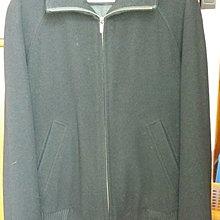 男裝灰色羊毛jacket