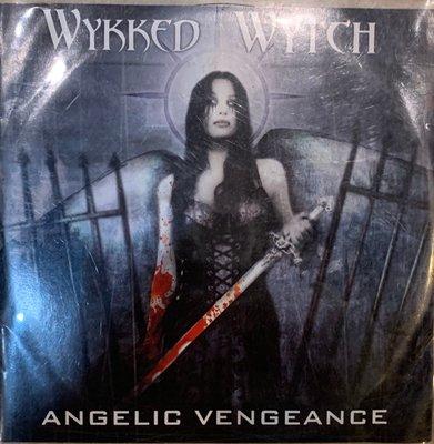 【搖滾帝國】美國黑暗(Black)金屬樂團WYKKED WYTCH 2001全新專輯 Angelic Vengeance