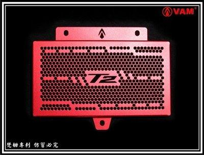 ξ 梵姆 ξ SYM 三陽 T2 250 蜂巢孔水箱護罩.( Radiator Cover )
