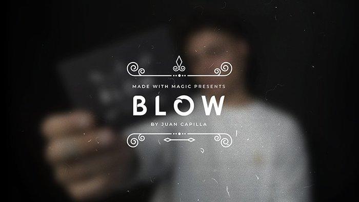 [魔術魂道具Shop]免觸碰、超視覺~~吹牌變色~~BLOW by Juan Capilla