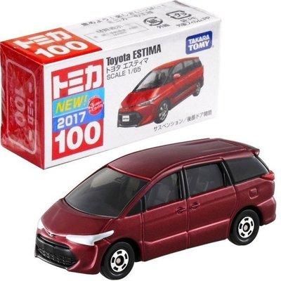 【3C小苑】TM 100A4 879657 麗嬰 日本 TOMICA 豐田 Toyota EMTIMA 多美小汽車 禮物