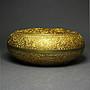 悅年堂 - - -  銀 鎏金 龍纹 寶盒