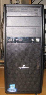 【東昇電腦】I5-2400 高效能遊戲主機 I5 4G 500GB GTX650Ti