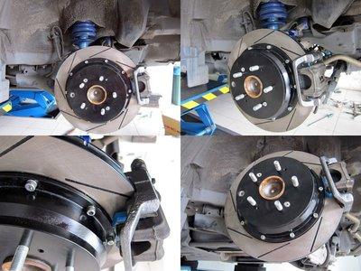 HHC BRAKES Mazda 馬自達 5 馬5 馬五 專用 單片 後加大碟盤  325mm