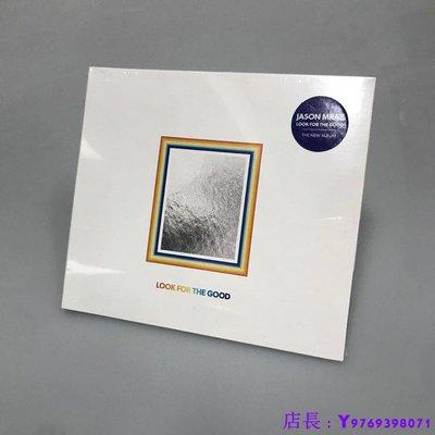 全新CD音樂 Jason Mraz Look For The Good 復古雷鬼 輕快節奏 節奏舒服 CD