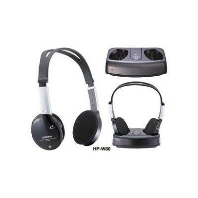 JVC VICTOR HP-W80T 紅外線無線耳機,重量最輕,原價2000,簡易包裝, 9 成新