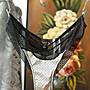 G52新品 奢華 透視蕾絲邊細襠三角褲- w2...
